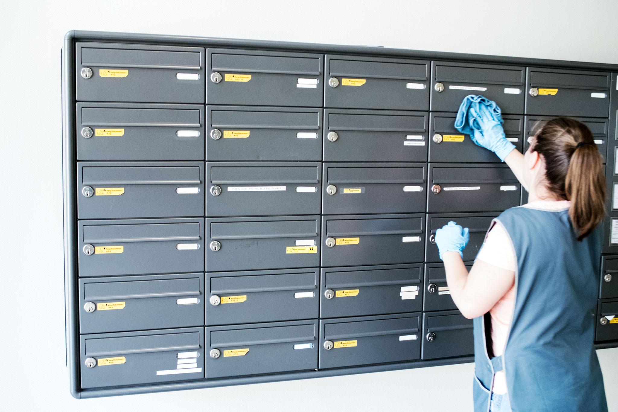 Agent de maintenance - Nettoyage de bureaux