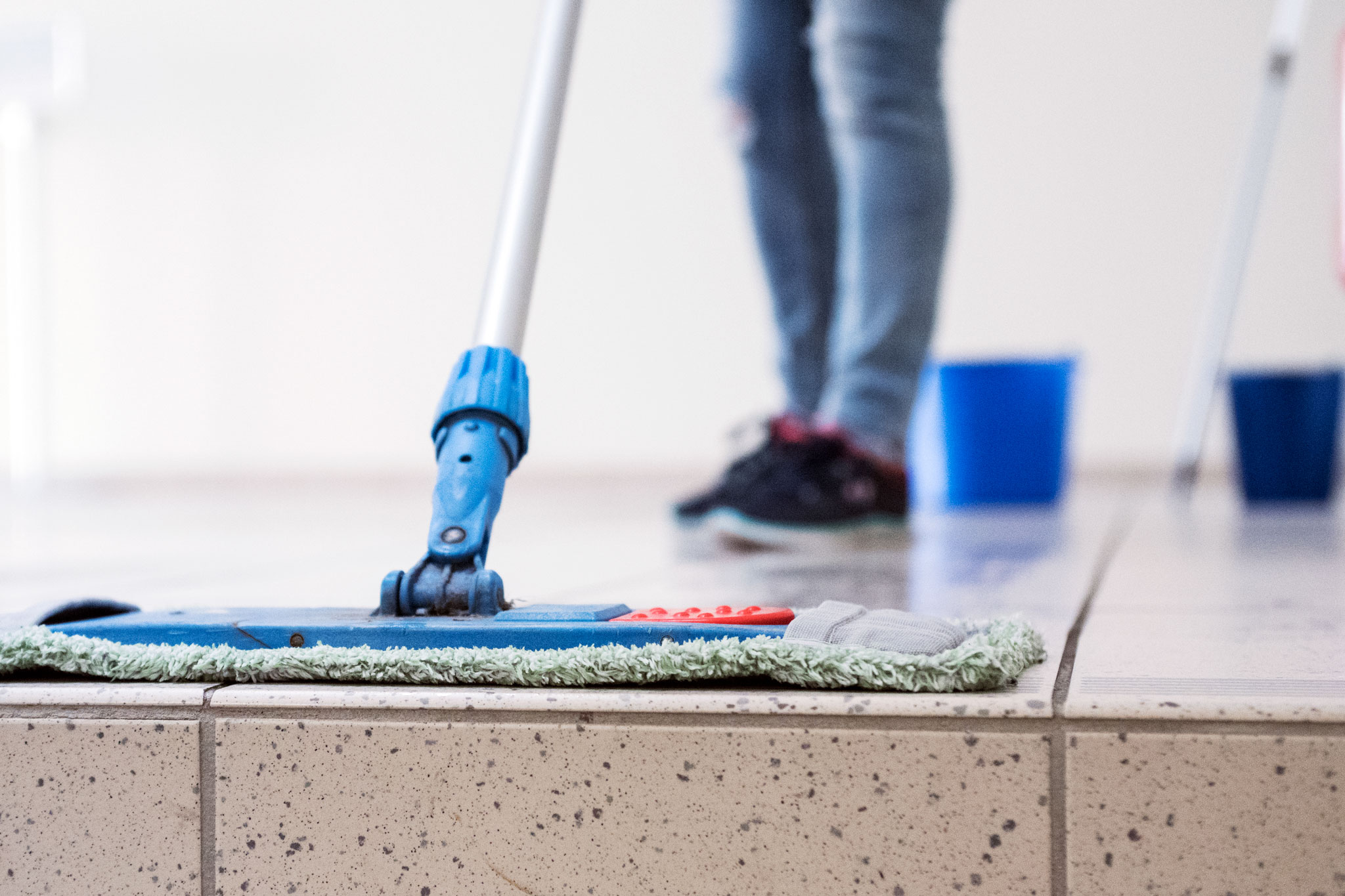Agent de maintenance - Nettoyage des sols