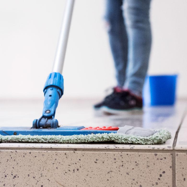 Agent de maintenance - Nettoyage sol