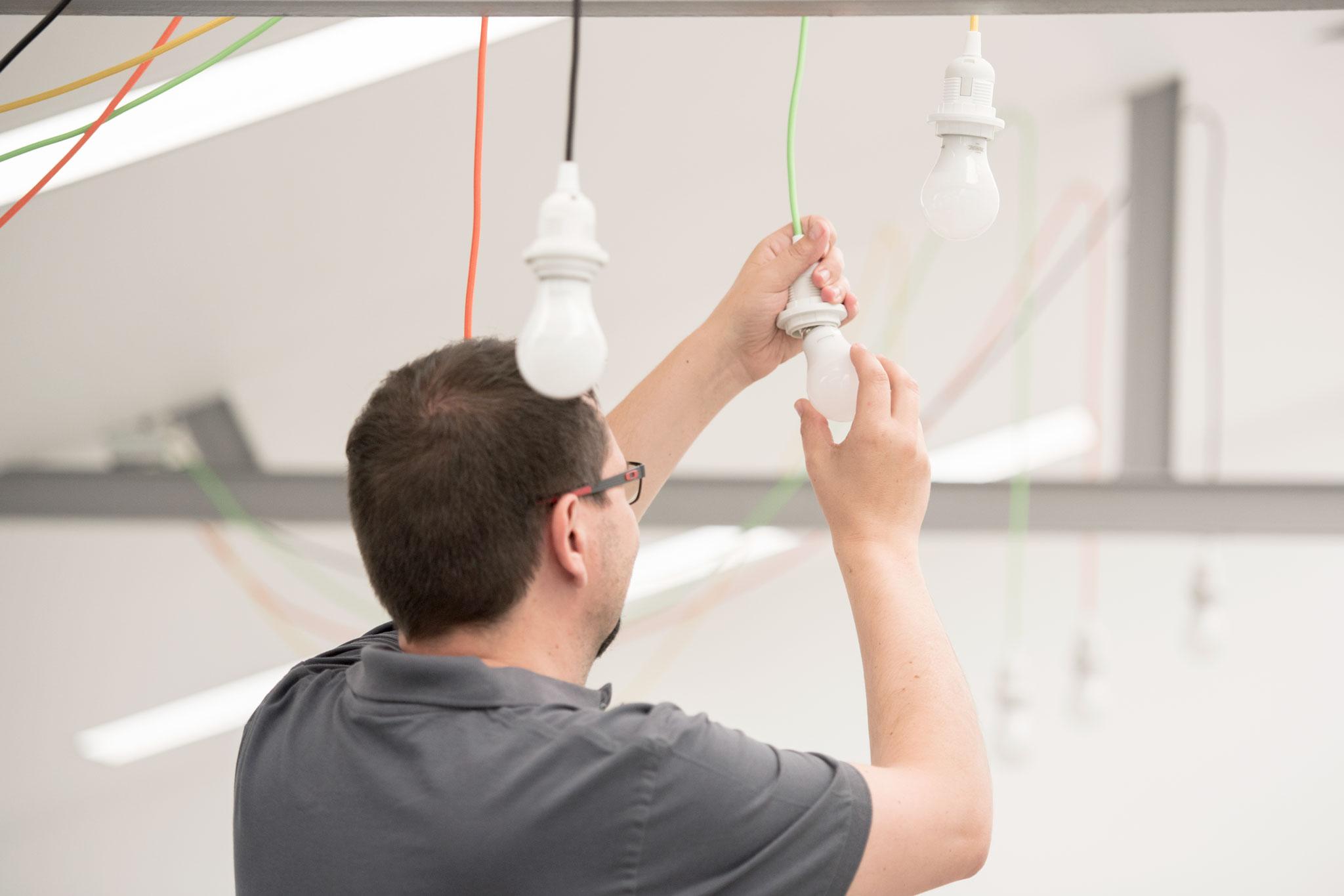 Agent de maintenance – Electricité