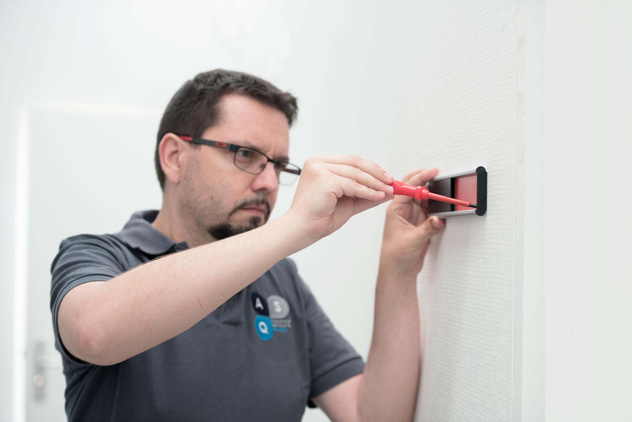 Agent de maintenance - Remise en état